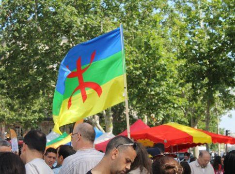 Drapeau amazigh