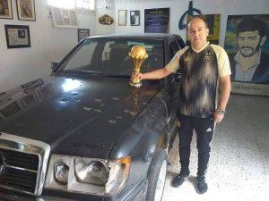 Hakim MEDDANE chez MATOUB