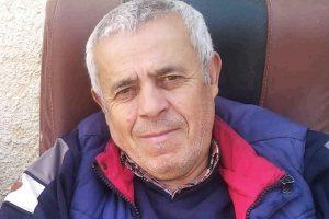 Le militant Malek Boudjemaa