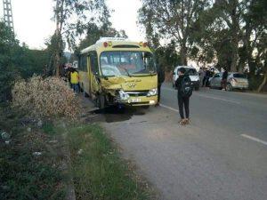 Accident de bus mortel à Azeffoun
