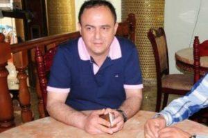 Yazid Iarichène, président de la Jeunesse Sportive de Kabylie (JSK)